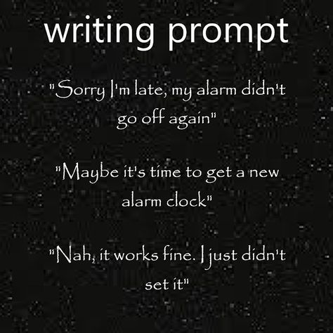 Writing Prompts 151-160