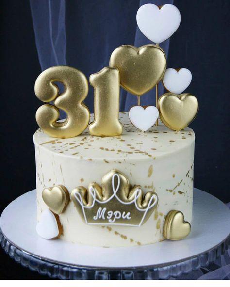 Tortas Para 30 40 50 60 100 Años Mujeres