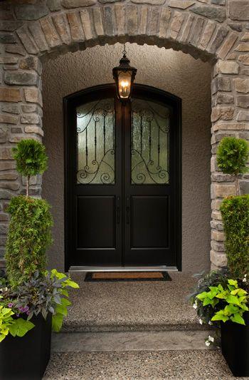 French Country Front Door | houses | Pinterest | Front doors, Doors ...