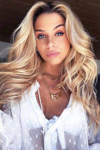 20 Hair Styles For A Blonde Hair Blue Eyes Girl Hair Color 2017