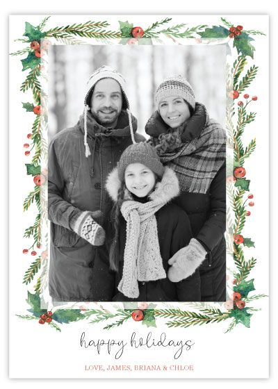 7 Free Christmas Card Templates You Can Download And Print Today Christmas Cards Free Christmas Card Templates Free Holiday Card Template