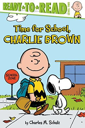 Time for School, Charlie Brown (Peanuts) by Maggie Testa http://www.amazon.com/dp/1481436058/ref=cm_sw_r_pi_dp_ODvNwb1BFEYXE
