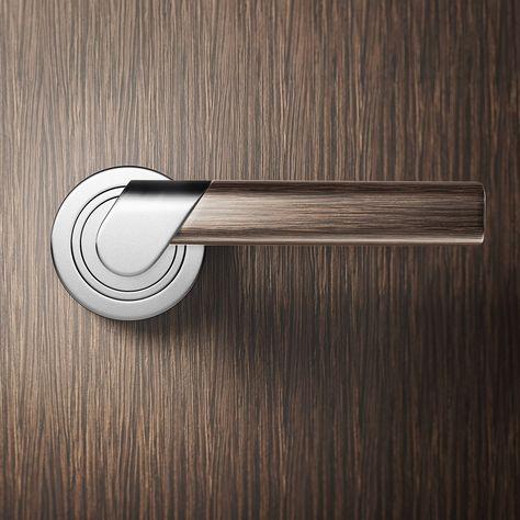 SLICE - door handle on Behance