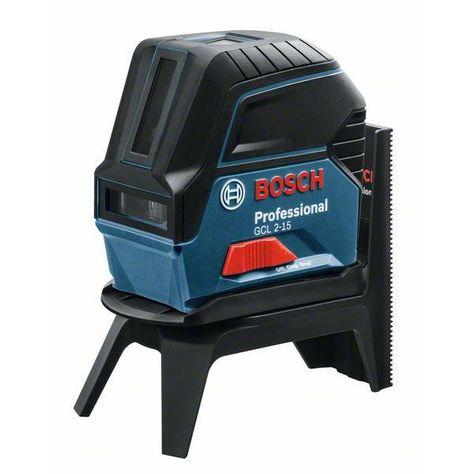Niveau Laser Croix Bosch Professional Gcl 2 15 Lignes Et