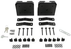 Roof Rack Adapters For Thule Hideaway Awnings Th490008 And Th490010 In 2020 Roof Rack Car Awnings Roll Out Awning