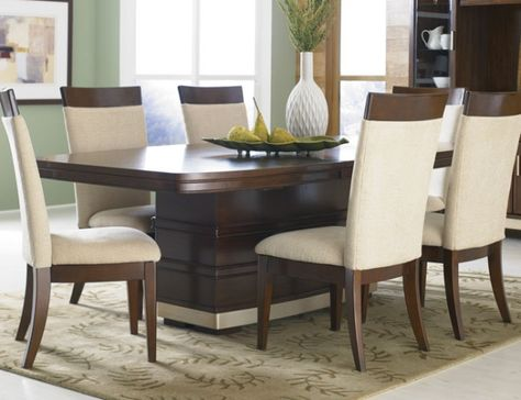 Rectangular Dining Tables Dining Table Shapes For Small Dining