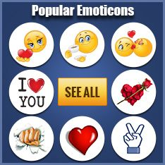 New Emoticons on Facebook