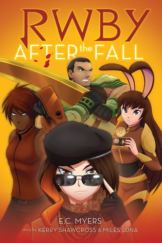 Pdf Free Download After The Fall Rwby Book 1 By E C Myers