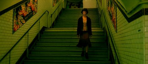 Random Things I love: The Amelie Poulain Style - Iris' Journal Amelie, Color In Film, Iris, Destin, Film Inspiration, The Best Films, Film Aesthetic, About Time Movie, Film Serie