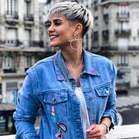 Madeleine Schön Short Hairstyles - 1 - #hairstyles #madeleine #schon #short - #HairstyleMessy