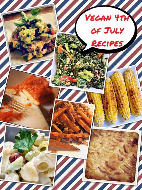 7 Vegan 4th Of July Recipes Pasta Salad Barbecues And Vegans