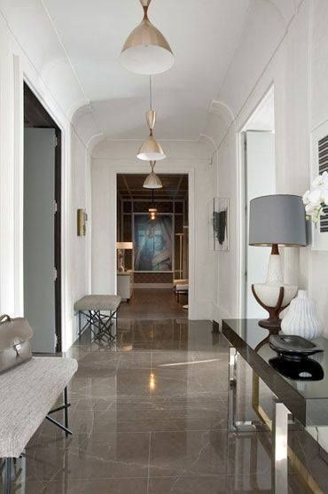 Pin by ELCO STONE on Marble & Granite Corridors | Floor design ...