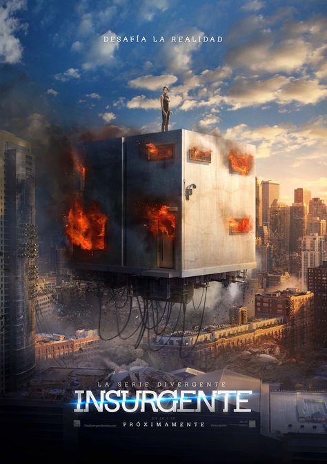 825ce152fa Poster de #Insurgente | SERIE DIVERGENTE | Divergente, Serie ...