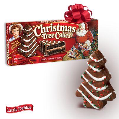 little debbie snacks | Little Debbie Snacks Christmas Tree Cakes ...