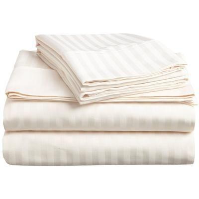 1 Flat Sheet 1 Fitted Sheet 2 Pillowcaseswell Made Of 100 Luxurious Egyptian Cotton Luxurious 300 Threa Egyptian Cotton Sheets Sheet Sets Cotton Sheet Sets 300 thread count egyptian cotton sheets