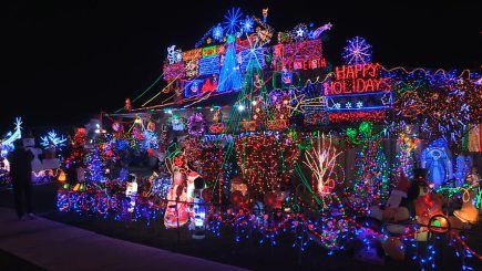Canada In December For Holidays Led Christmas Lights Outdoor Christmas Lights Christmas Lights