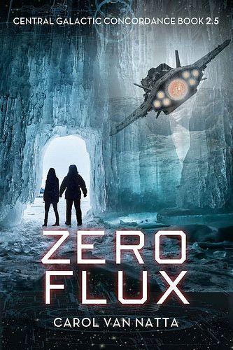 Review: Zero Flux by Carol Van Natta | Paranormal Romance