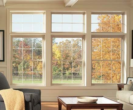 Single Double Hung Window Glass Repair And Replacement