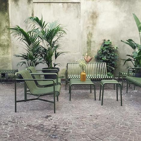 PALISSADE – HAY – Outdoor Furniture – Scandinavia Design