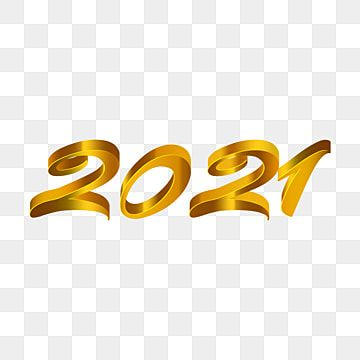 2021 Png Transparent In Gold Gold Clipart 2021 2021 Png Png And Vector With Transparent Background For Free Download Gold Clipart Gold Wallpaper Background New Year Clipart