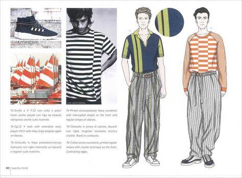 Fashion Box Tricots Hommes - Printemps / été 2018 - Menswear - ...