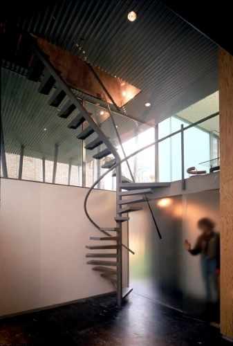 12 best Villa Dallu0027ava images on Pinterest Rem koolhaas, Mansions - escalier interieur de villa