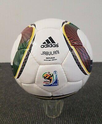 Advertisement Ebay Official Fifa World Cup Soccer Football Ball Adidas South Africa Jabulani 10 In 2020 Football Ball Fifa World Cup Soccer