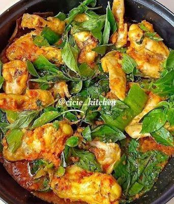 Sayap Ayam Rica Kemangi Resep Sayap Ayam Sayap Ayam Makan Malam