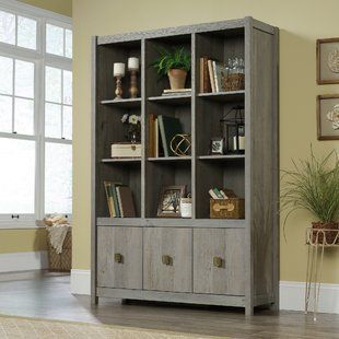 Bookcases With Doors You Ll Love Wayfair Wall Storage Cabinets Cube Unit Bookcase