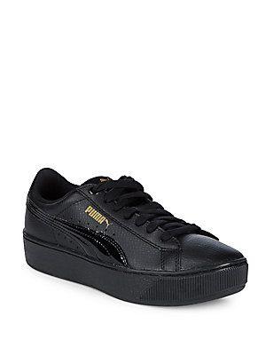 Buy \u003e puma vikky platform leather Limit