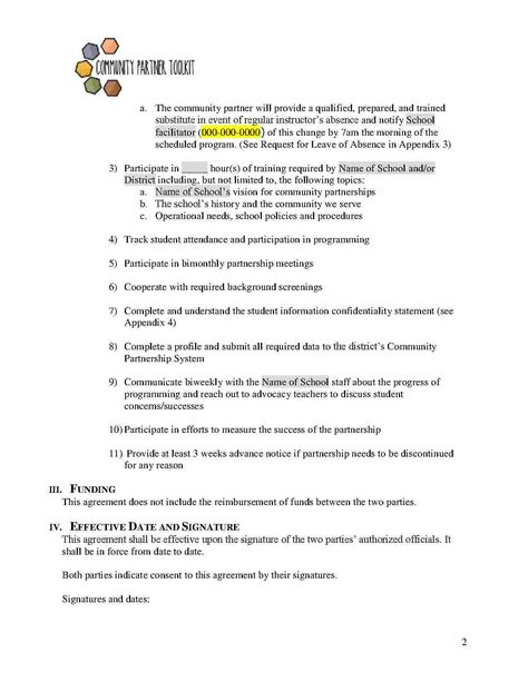 Templates Leave of Absence Agreement - Templates Hunter Leave of