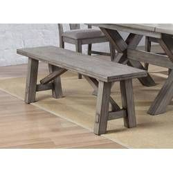 Boothby Drop Leaf Solid Wood Dining Table Dining Table Solid