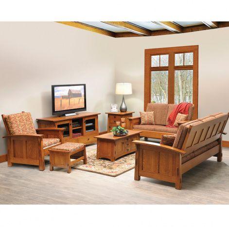 Missoula Amish Living Room Furniture Set In 2020 Living Room Sets Living Room Sets Furniture Living Room Wood