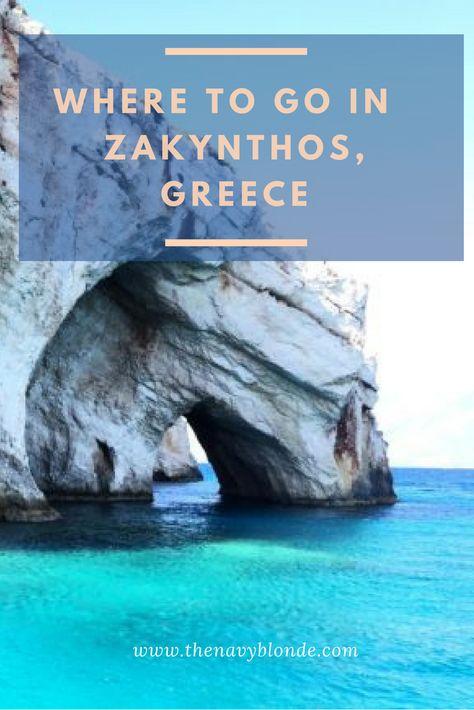 Travel Guide For Zakynthos Greece