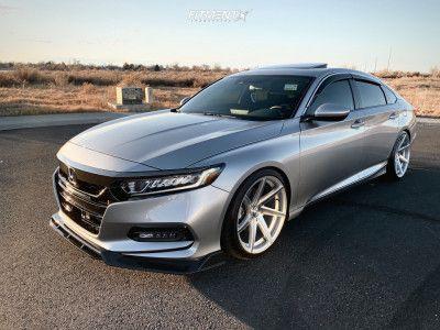 2019 Honda Accord 20x10 38mm F1r F35 In 2020 Honda Accord Honda Coupe Honda Civic Hatchback