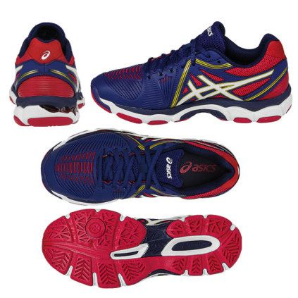 Asics Women S Gel Netburner Ballistic Volleyball Shoes Asics Women Gel Asics
