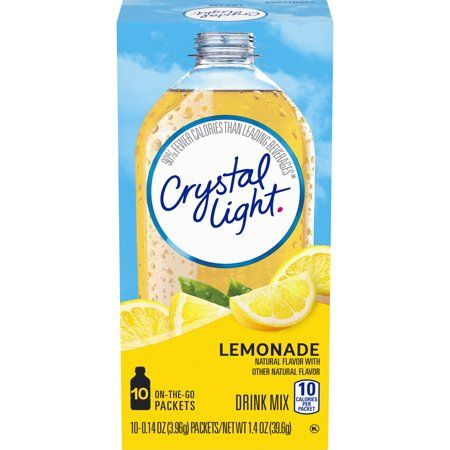 Food Crystal Light Drinks Mixed Drinks Fruity Drinks