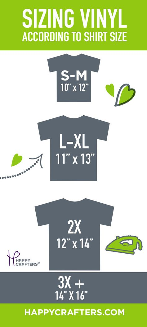 cricut hacks Are you applying heat transfer vinyl to a variety of t-shirt sizes? One important thing to keep in mind is that a one size fits all approach will not work well when cutting y T Shirt Designs, Vinyl Designs, Inkscape Tutorials, Cricut Tutorials, Cricut Ideas, Vinyl Shirts, T Shirts, Cricut Heat Transfer Vinyl, Silvester Diy