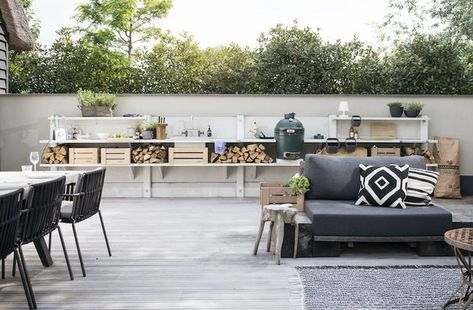 7 Outdoor Kitchen Ideas to Create the Perfect Backyard Setup ...