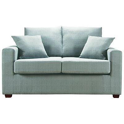 John Lewis Ravel Small Sofa Bed With Memory Foam Mattress Colour Glacier Teal Or Steel 1 100 Sofa Sofa Bed Furniture
