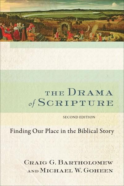 The Drama Of Scripture Finding Our Place In The Biblical Story In 2021 Biblical Bible Reading Schedule Scripture