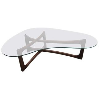 Coffee Table Cool Examples Kidney Shaped Glass Coffee Table Wood
