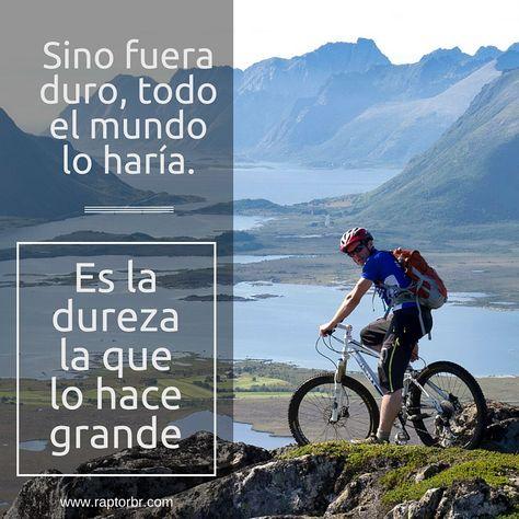 Raptor Ciclismo Frases Motivación Frases De Ciclismo