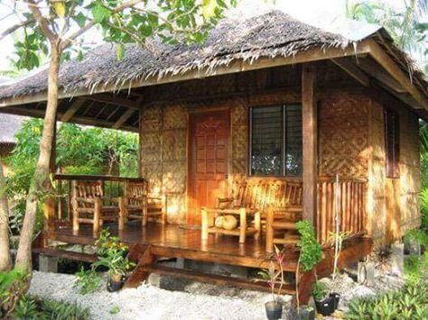 Image Result For Nipa Hut House Design Bamboo House Design Bamboo House Hut House