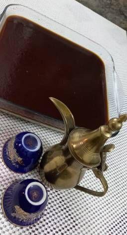 حلى الزبادي بالكراميل بالصور من Rana F Saber Recipe