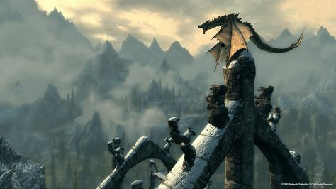 skyrim | The Elder Scrolls V: Skyrim preview | PC Gamer