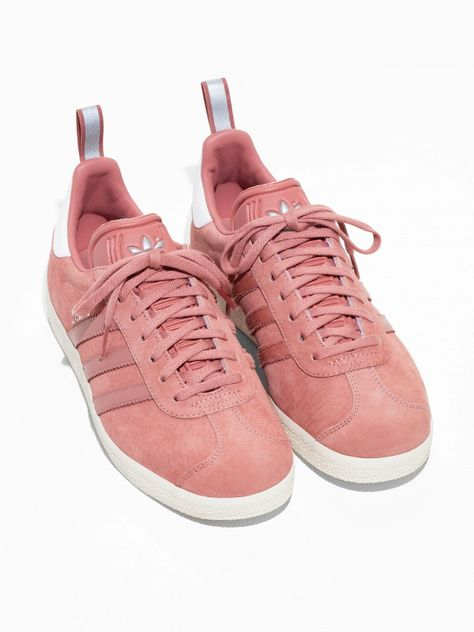 Baskets roses Adidas Gazelle | Baskets, Chaussures fille