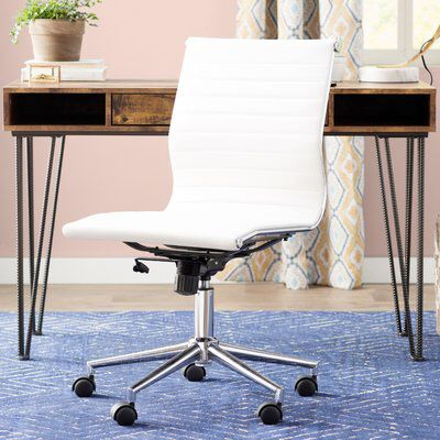Van Wyck Conference Chair With Images Cheap Desk Chairs