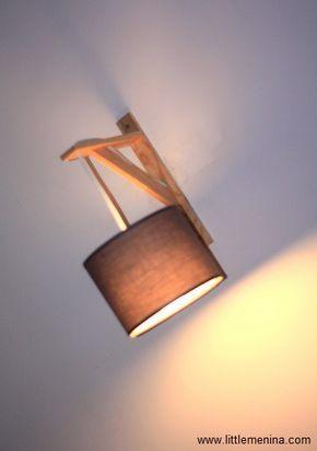 Fabriquer D'esprit Tutoriel Lampe Murale Applique Pour Une Pk0wO8n