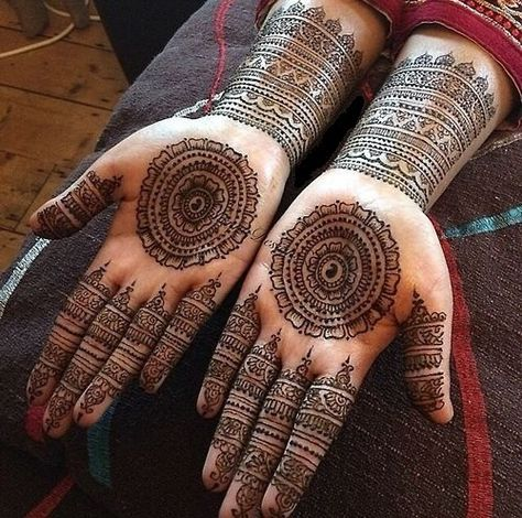 15 Outstanding Palm Mehndi Designs Collection 2019